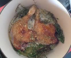 comment cuisiner des cuisses de canard confites cocotte de cuisses de canard au four avec pommes de terre recette