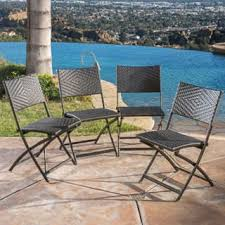 Wilson Fisher Patio Furniture Set by Wicker Patio Furniture Outdoor Seating U0026 Dining For Less