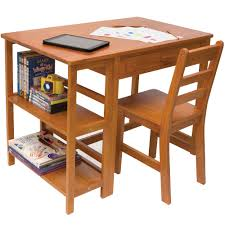 Walker Edison 3 Piece Contemporary Desk Multi by Kids Desks Kids Art And Activity Tables Organize It