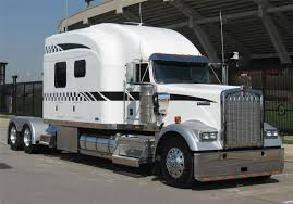 Semi Trucks: Big Sleeper Semi Trucks For Sale