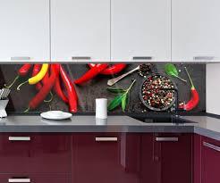 küchenrückwand gewürze m0735 wandmotiv24