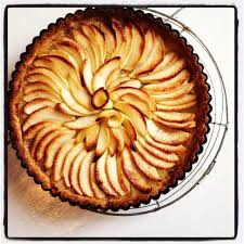 French Apple Tart At The Cooks Atelier