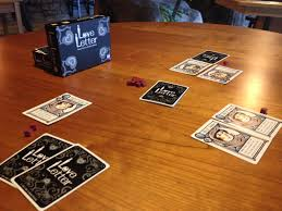 Love Letter Is A Competitive Game For 2 To 4 Players That Can Be Played In 20 Minutes This Of Risk Deduction And Luck Compete Get
