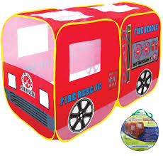 Amazon.com: WooHoo Toys Large Red Fire Engine Truck Pop-Up Play Tent ... Fire Engine Truck Pop Up Play Tent Foldable Inoutdoor Kiddiewinkles Personalised Childrens At John New Arrival Portable Kids Indoor Outdoor Paw Patrol Chase Police Cruiser Products Pinterest Amazoncom Whoo Toys Large Red Popup Ryan Pretend Play With Vehicle Youtube Playhut Paw Marshall Playhouse 51603nk4t Liberty Imports Bed Home Design Ideas 2in1 Interchangeable School Busfire Walmartcom Popup