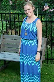 pixley jakobe chevron print maxi dress stitch fix review july