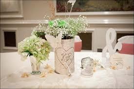 Rustic Flower Pot Diy Wedding Centerpieces
