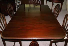 Mahogany Dining Room Tables Furniture Sets