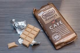 les papotages de nana crème aux oeufs au chocolat café nestlé dessert