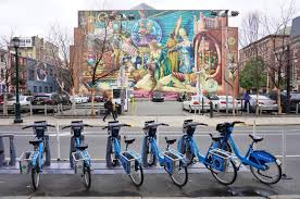 Philadelphia Mural Arts Program Jobs by A Q U0026a With Sarah Clark Stuart Philly U0027s Biggest Bicycling Advocate