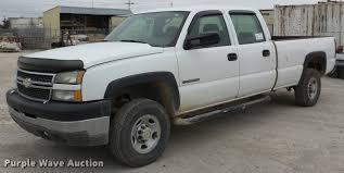 2005 Chevrolet Silverado 2500HD Crew Cab Pickup Truck | Item...