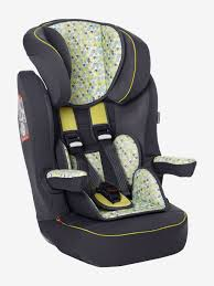 siege auto groupe 1 2 3 inclinable isofix car seat 1 2 3 nursery vertbaudet