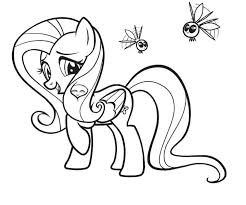 My Little Pony Friendship Is Magic Coloring Pages Applejack