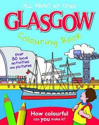 Glasgow Colouring Book