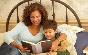 Reading bedtime stories to children less effective than