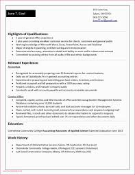 Internship Resume Sample For University Students Accounting Intern Beautiful Good Examples Resumes