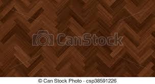 Background Texture Of Dark Wood Floor Parquet
