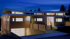 100 Modern Homes Melbourne 971 Avenue North Vancouver Contemporary In Edgemont Village