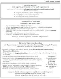 Overview On Resumes