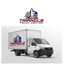 100 United Truck Center Elegant Playful Logo Design For Triangle By