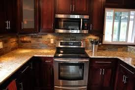 Kitchen Backsplash Ideas With Granite Countertops Kitchen Backsplash Slate Outdoor Kitchen Countertops