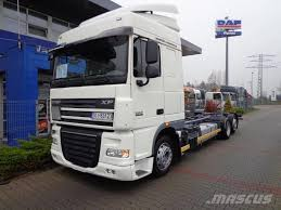 100 Trucks For Sale In Sc Used DAF XF FAR 105460 SC 2010 6x2 SPACE CAB LOW DECK Container