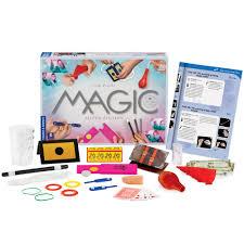 Amazon.com: Thames & Kosmos Magic: Silver Edition Playset With 100 ...