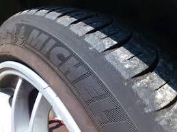 rs1 usure excessive exterieur du pneu clio rs concept