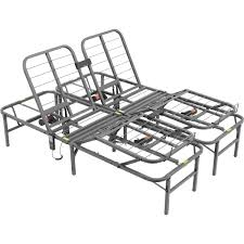 Adjustable Split Queen Bed by Pragmatic Adjustable Bed Frame Head And Foot Multiple Sizes