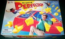1998 Milton Bradley Hasbro Perfection Board Game