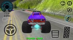 100 Monster Trucks Games Araba Oyunlar Truck Vs Car Race Games Minecraft