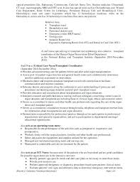 Sample Resume For Renal Nurse Packed With To Produce Inspiring Dialysis 529