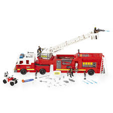 True Heroes Tactical Rescue Fire Playset - Toys