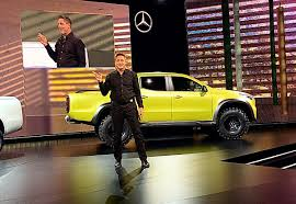 100 Truck Designer Daimler AG On Twitter Hot AND Cool The Designer Of The Mercedes X