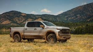 100 72 Chevy Trucks Review Hours With The 2019 Silverado 1500 LT Trail Boss Z71