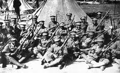 British West Indian Regiment Black Troops Fought In Almost Every Major Campaign Of