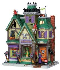 Lemax Halloween Village Displays by 65 Best Lemax Halloween Images On Pinterest Caramel Fimo And
