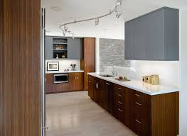 track lighting kits kitchen contemporary with wood flat panel