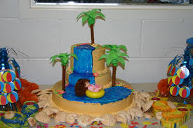 Beach Themed Retirement Party
