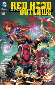 Red Hood And The Outlaws 1 40 Annual 2 2011 2015 Arsenal 13 2016