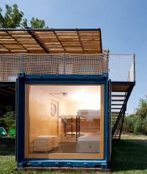 100 Shipping Container Homes Galleries Gallery Of Containhotel Artikul Architects 6 In 2019