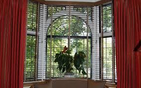 curtain ideas for bedroom bay windows home ideas