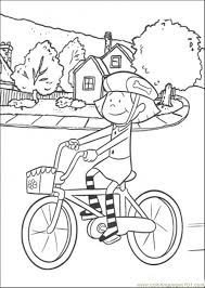 Iding Her Cycle Add Photo Gallery Bike Safety Coloring Pages