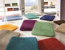 runde badezimmer vorleger matten mit wc deckelbezug