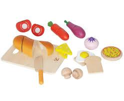 hape garden salad wood play kitchen play set play food amazon