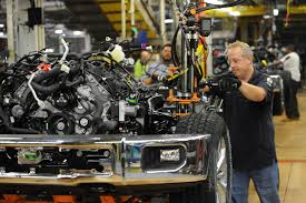 2015 Ford F-150 Production Begins At The Dearborn Truck Plant [Video ... Michigan Supplier Fire Idles 4000 At Ford Truck Plant In Dearborn Tops Resurgent Us Car Industry 2013 Sales Results Show The Could Reopen Two Plants Next Friday F150 Chassis Go Through Assembly Fords Video Inside Resigned To See How The 2015 F Announces Plan To Cut Production Save Costs Photos And Ripping Up History Truck Doors For Allnew Await Takes Costly Gamble On Launch Of Its Pickup Toledo Blade Plant Vision Sustainable Manufacturing Restarts Production