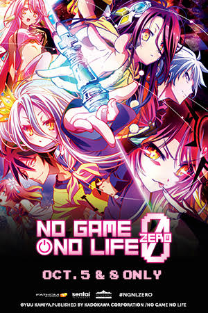 No Game, No Life: The Movie - Zero-Nôgêmu nôraifu: Zero