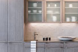Kitchen Backsplash With Oak Cabinets by Tile Backsplash Oak Cabinets Houzz