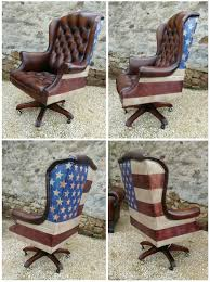 chaise de bureau chesterfield de bureau ubaldi