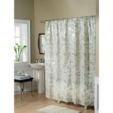 Bathroom Spring Concept Flora And Ladybird Shower Curtain