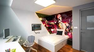 Interesting Decoration Gaming Bedroom 47 Epic Video Game Room Ideas For 2017